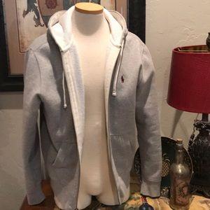 Polo by Ralph Lauren full zip hoodie